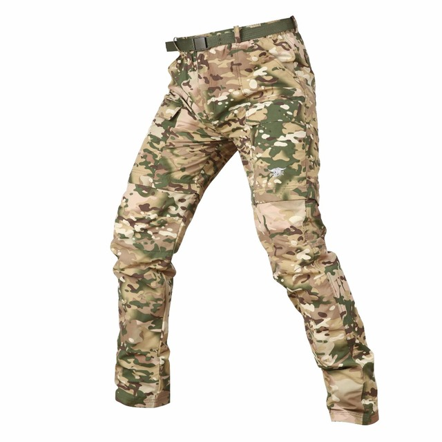 Ultra Light Tactical Pants -Quick Dry Military Pants