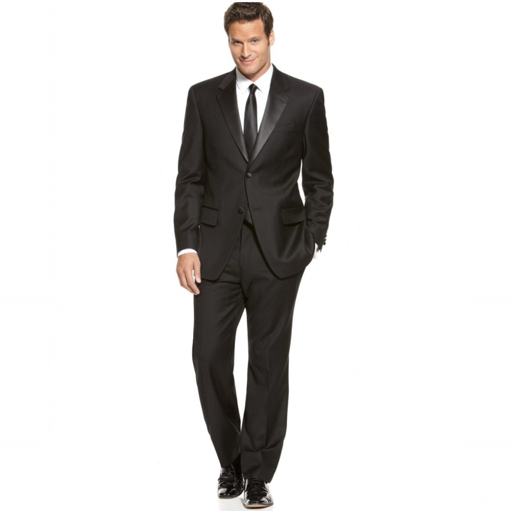 Online Buy Wholesale mens black suit jacket cheap from China mens ...