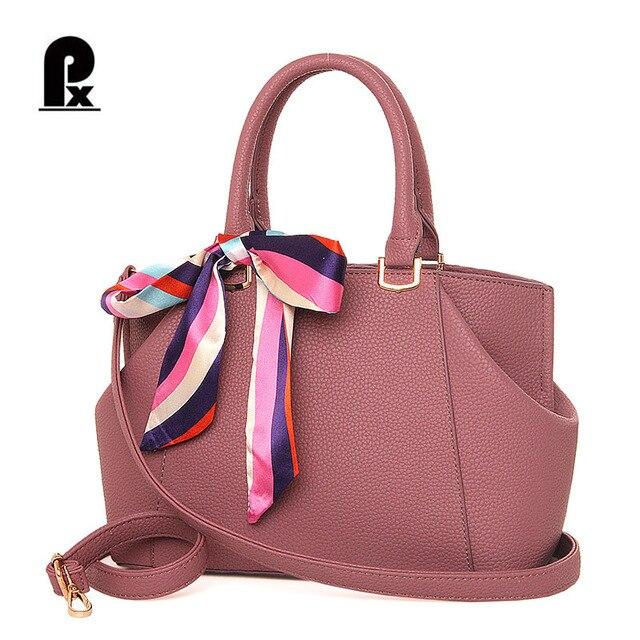 ¡ Caliente! cintas de lujo para mujer bolsos de cuero de alta calidad de la marca de la vendimia del hombro bolsa de mensajero de cocodrilo bolsos sac principal canta px