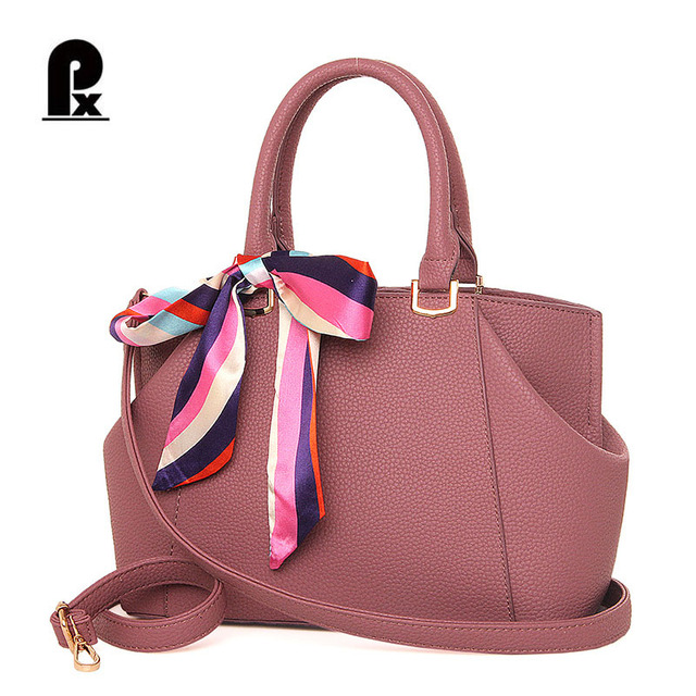 Hot !luxury womens leather handbags high quality vintage brand ribbons shoulder  messenger bag crocodile bolsos 71d78ae147