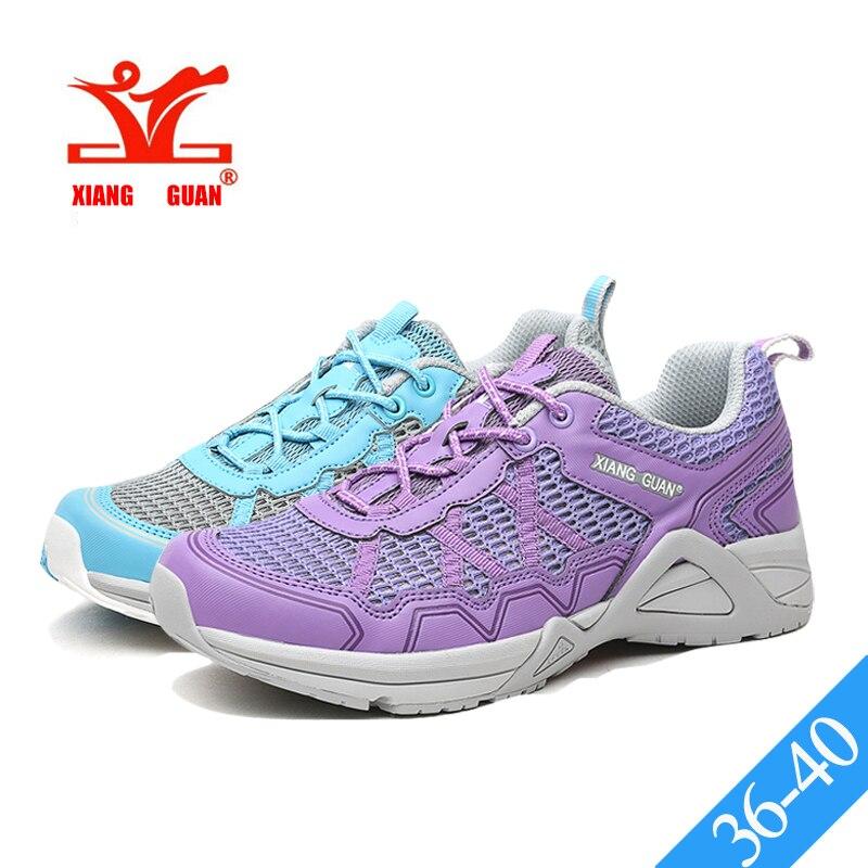 XIANG GUAN Women Trail Running Sneakers