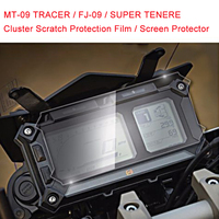 For Yamaha MT 09 TRACER FJ 09 FJ09 Cluster Scratch Protection Film Screen Protector For Yamaha