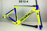 המשך מותג 2017 מסגרת אופני פחמן מסגרת כביש פחמן aero כביש אופניים מסגרת מסגרת telaio bici דה bicicleta corsa carbonio