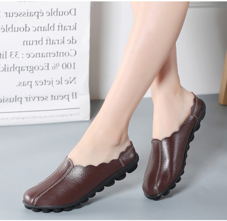 LL 982 Spring Autumn Women Loafers-15