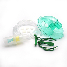 Inhaler Set Adult Children Mask Filters Family Medical Nebulizer Cup Catheter Compressor Accessories Smooth Breath