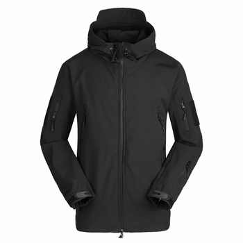 Military Tactical Men Jacket Shark Skin Soft Shell Waterproof Windproof Windbreaker Jacket Wear Resisting Keep Warm Coat winter - DISCOUNT ITEM  25% OFF Sports & Entertainment