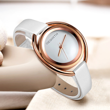 REBIRTH Women's Watch 2018 Luxury Top Brand zegarek damski Fashion Ladies Watches For Women Bracelet Rose Gold Bayan Kol Saati