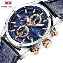 Relojes 2019 Watch Men MINI FOCUS Fashion Sport Quartz Clock