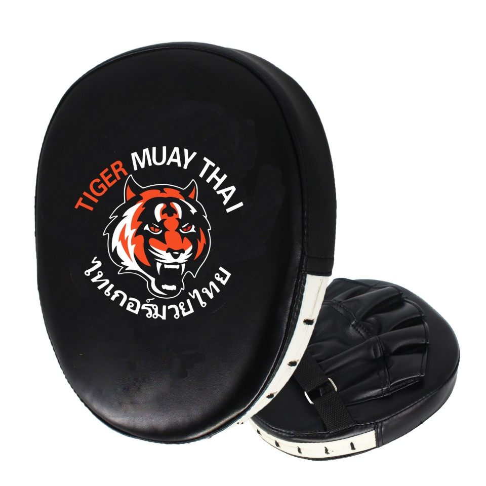 SUOTF MMA Boxing Gloves Pads Tiger Muay Thai Kick Boxing Training PU Foam Boxer Hand Target Pads Fight Mma Gloves Sanda Boxe