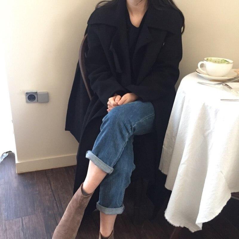 2018 Oatmeal Des black Tissu Femmes wheatyellow D'hiver Manteau Nouveau axwqFfA