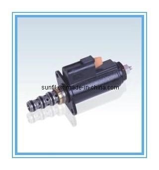 SK200-6 электромагнитный клапан OEM номер G24DB40 экскаватор