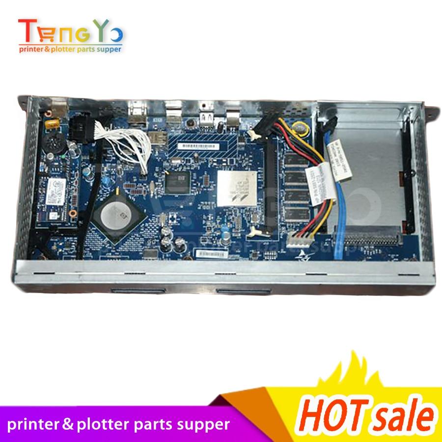 Original Q7565-60001 Q7565-67910 Placă de formatare PCA ASSY logic Placă de bază pentru plăci de bază pentru jet de cerneală HP M5025 M5035 MFP series