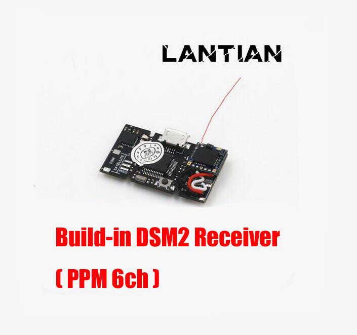 Free Shipping LANTIAN NAZE32 Flight Controller mini FPV NZ32 with DSM2 Receiver for Kvadrokopter 6-axis aircraft FPV RC Drone fpv mini 5 8g 150ch mini fpv receiver uvc video downlink otg vr android phone tablet pc fpv mobile phone display receiver