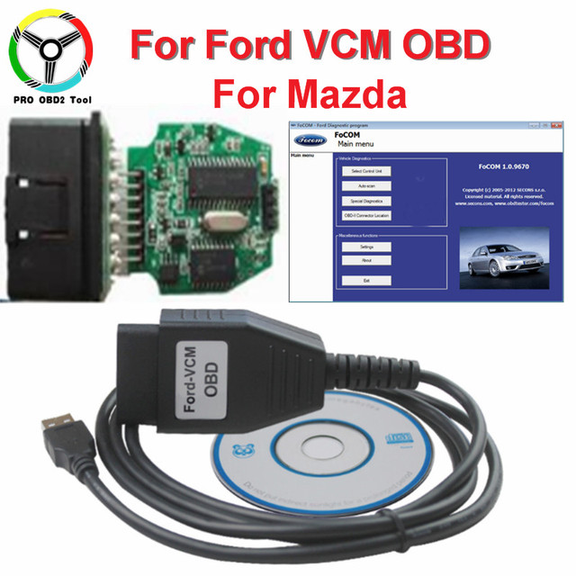 Stable Version For Ford Vcm Obd Obd Diagnostic Scanner For Ford Vcm Obd For Ford