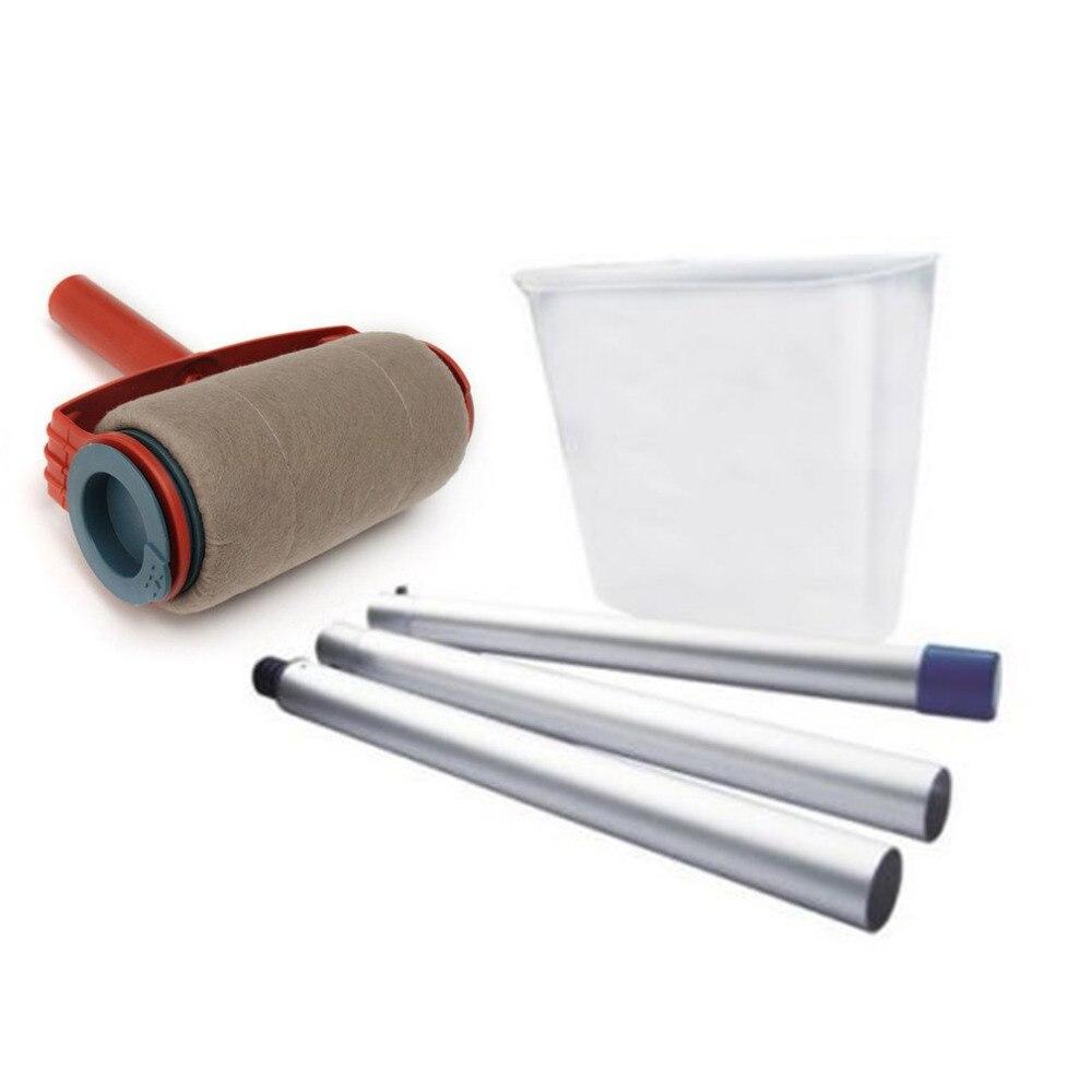 Multifonctionnel Usage Domestique Mur Décoratif Rouleau De Peinture DIY Facile à Utiliser Peinture Outil Pinceau Peinture Accessoires