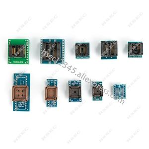 Image 4 - Original RT809H EMMC Nand Flash programmer Universal Programmer TSOP56 TSOP48 SOP44 Adapter VGA HDMI BGA63 BGA64 BGA153 BGA169
