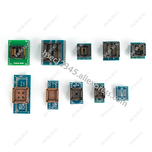 Image 4 - Orijinal RT809H emmc nand Flash programcı evrensel programcı TSOP56 TSOP48 SOP44 adaptörü VGA HDMI BGA63 BGA64 BGA153 BGA169
