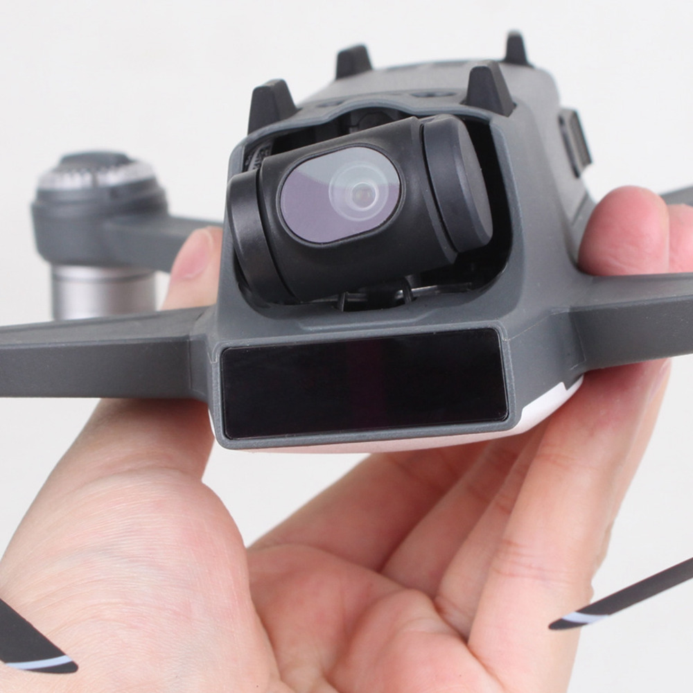 For DJI Spark Drone Flexible Lighter HD Fiberglass Film 3D Sensor Screen &Camera Lens Protector For DJI Spark Drone Accessories