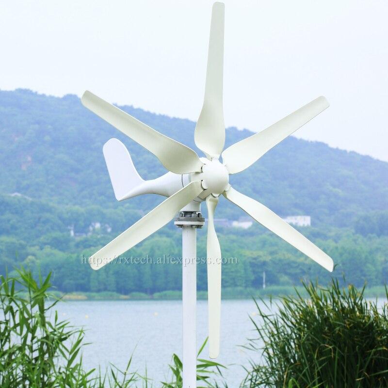 2019 pequeno moinho de vento gerador de