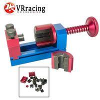 Vr Racing Алюминиевый адаптер шлангов Установка комплект AN4 AN6 AN8 AN10 AN12 монтажные Tool Kit VR-GB0505