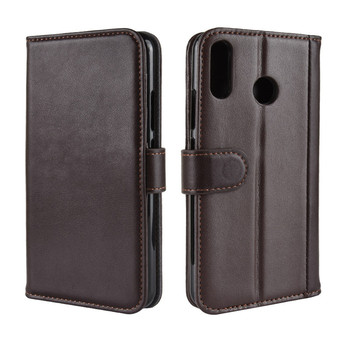 Genuine Leather Case Asus ZenFone 5 ZE620KL Cover 6.2