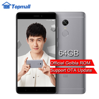 Original Xiaomi  Redmi Note 4X prime Mobile Phone 4GB RAM 64GB MTK Helio X20  MIUI 8  Fingerprint ID 1080P Red Rice Note 4X