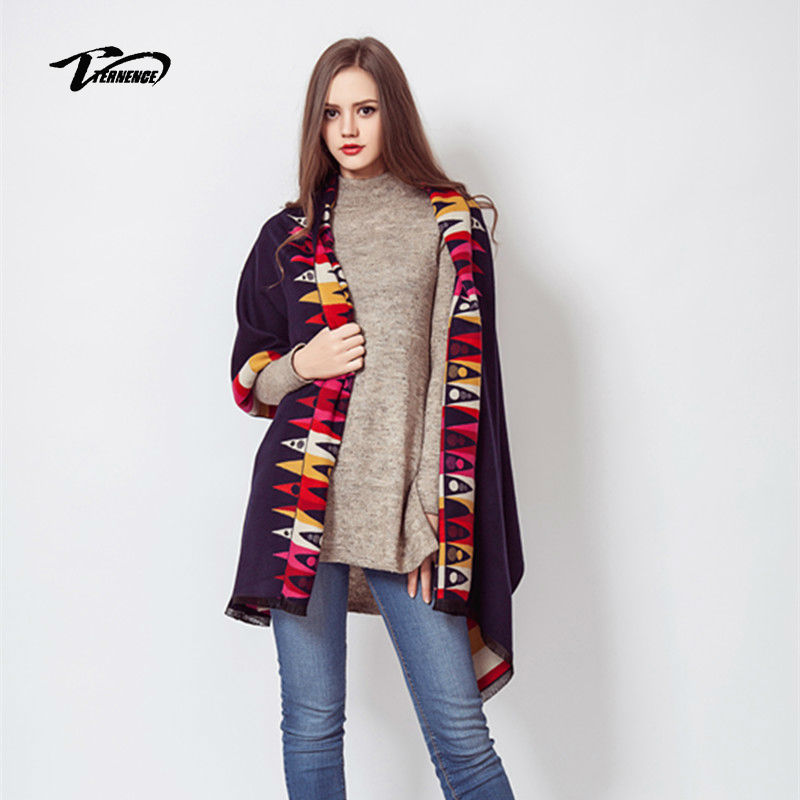 Autumn Winter Fashion Long Brand Women Scarves Brand Warm Soft Scarf Shawl