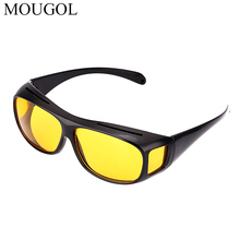 MOUGOL Night Vision Goggles Polarized Sunglasses Men Eyewear UV400 Protection Women Sun Glasses Car Driving gafas de sol hombre hot brand new 2017 summer cool women mens hd sunglasses driving goggles sun glasses eyewear gafas de sol hombre z1