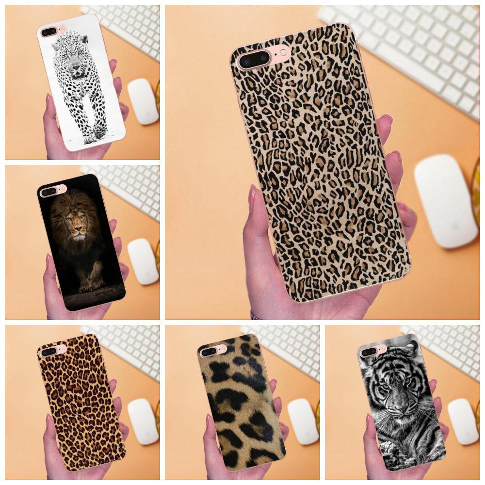 Tiger Leopard For LG G4 G5 G6 K4 K7 K8 K10 2017 V10 V20 V30 Stylus Nexus 5 5X G2 G3 mini spirit Soft TPU Phone Covers Case