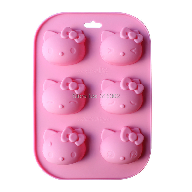 Online Get Cheap Hello Kitty Birthday Cake Mold Aliexpresscom