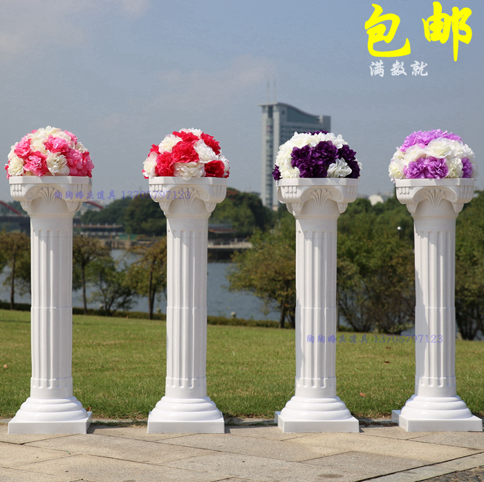 Free Shipping Fast Delivery 6pcslot Wedding Pillars Wedding