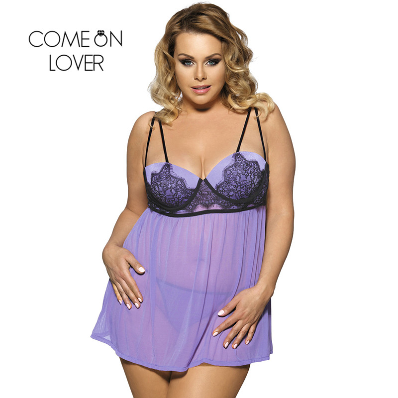 RI80072 Wholesale super deal baby doll sexy lingerie see through lace lingerie sexy dess ...
