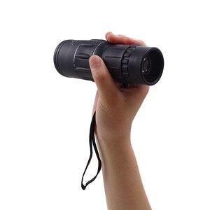 Image 2 - Télescope monoculaire Mobile, Zoom 16x52, objectif de Vision de jour, haute définition, pour la chasse et le voyage
