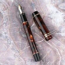 מונמן M600S מתנות זוגי צבע כתיבה דיו ואקום מילוי חלק משרד התאמן מכשיר מזרקת עט לילדים אירידיום פיין ציפורן