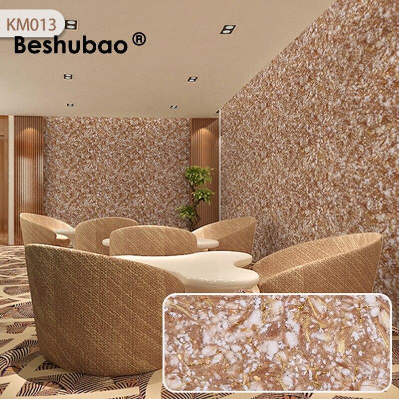 Beshubao Bedding Room Liquid Wallpapers Silk Plaster
