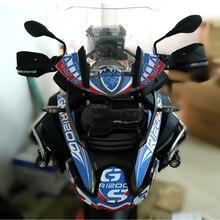Juego de calcomanías para motocicleta BMW, Set de calcomanías resistentes al agua para motocicleta BMW R1200GS adventure 2013 2014 2015 2016