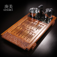 De ontwikkeling van de thee thee g elektromagnetische oven vier in een lade houten pallet fabrikanten selling peer