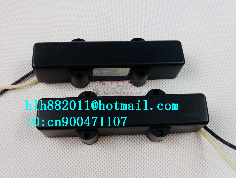 free shipping new electric bass guitar closed pickup  TE-8396 belcat bass pickup 5 string humbucker double coil pickup guitar parts accessories black