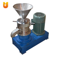 UDJM 130 Apple Pineapple Peanut Colloid Mill Or Grinding Milling Crushing Machine
