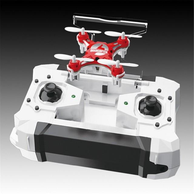 Fq777-124 bolso zangão 4ch 6 eixos giroscópio quadcopter com switchable controlador rtf helicóptero toys fabricação mini helicóptero