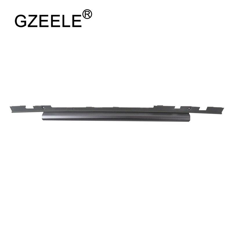 GZEELE neue LCD/LED Scharniere Abdeckung Für Samsung NP530U3B NP532U3C NP530U3C NP532U3X NP535U3C NP535U3B silber laptop scharnier abdeckung