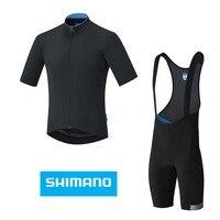 SHIMANO Джерси велосипед Повседневная рубашка с коротким рукавом проверить кнопку вверх рубашка Велоспорт Джерси Велоспорт