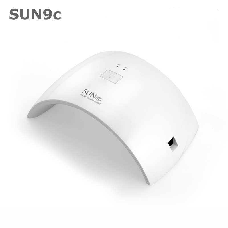 SUN9s SUN9c 24W Professional LED UV Lamp Gel Nail Dryer Sun Light ...