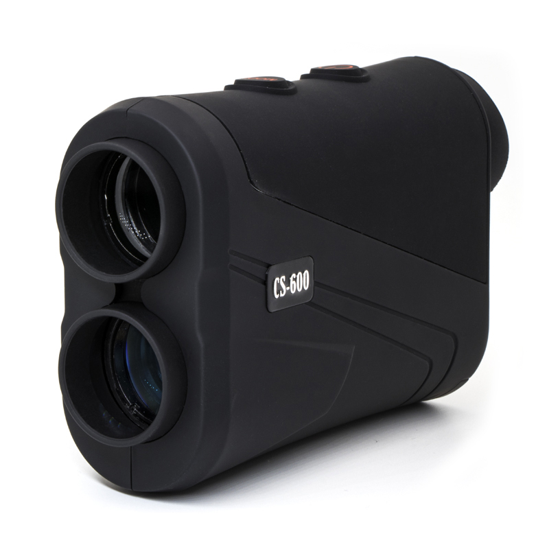 600 m Laser Range Finder Monocular Telescope Multifunction Rangefinder for Hunting Golf Distance Speed Distance Measurment