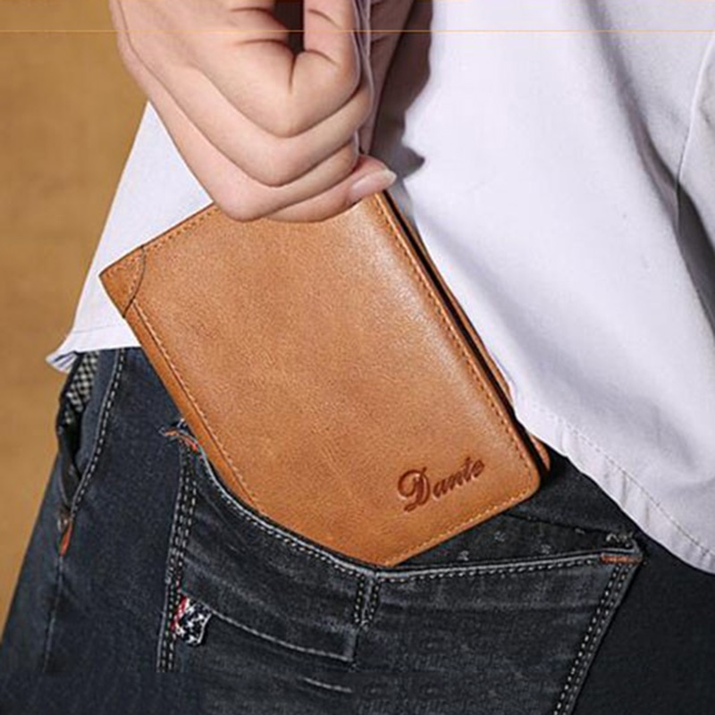 NEW genuine leather wallet luxury Coin Pockets high quality cow skin Clutch Multi-card bit purse portable Card Holder wallets