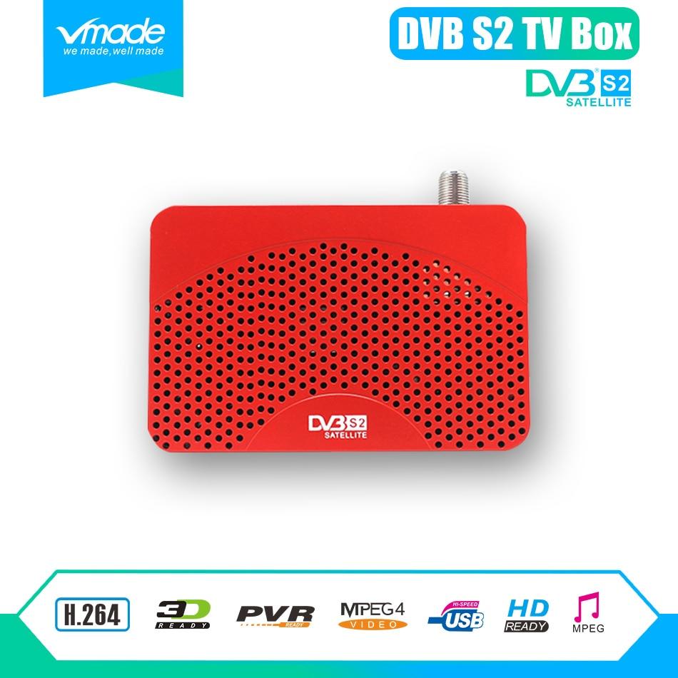 Digital Satellite Receiver HD TV Tuner DVB S2 Receptor DVB-S2 MINI Set Top Box Support Wifi Cccam Youtube DVB Satellite Receiver