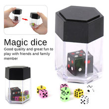 цены на Trick Toys Big Explode Explosion Dice Close Up Magic Trick Joke Prank Toy Children Kids Gift в интернет-магазинах