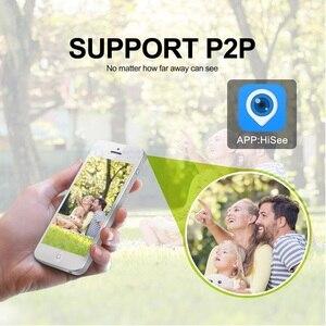 Image 5 - 30X Zoom 1080P 4MP 5MP Mini PTZ Camera IP Ngoài Trời Chống Nước Tốc Độ Dome Camera Quan Sát Camera An Ninh Hồng Ngoại 50M 2MP IP PTZ Cam IOS Android