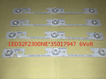 4PCS/LOT new and original for Konka LED32F2300NE light bar,35017947  backlight lamp LED strip 6v - DISCOUNT ITEM  9% OFF All Category