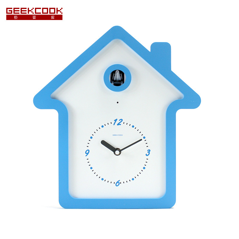 Home Decor Watch Wanduhr Modern Design Vintage Saat Relojes Pared  Decoracion Wrought Iron Wall Clock Metal House Shaped Single In Wall Clocks  From Home ...